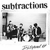 SUBTRACTIONS It´s Exposed EP Mini