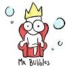 THE RUMINATERS Mr. Bubbles Mini