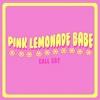 CALL CAT Pink Lemonade Mini