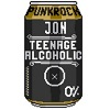 J.O.N. Teenage Alcoholic Mini